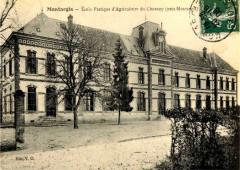 Ecole Pratique d'Agriculture du Chesnoy (près de Montargis)