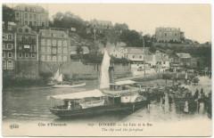 710. - Dinard (I.-et-V.). - La Petite Cale - Dinard