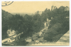 La Vallée et le Vieux Château - Hédé-Bazouges