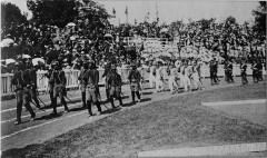 14 juillet 24 parc pommery fete aux heros armée noire 10 France