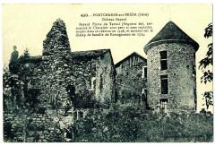 Personnage célèbre Isère Pontcharra Le château Bayard - Pontcharra