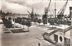 Bordeaux - Les terrasses du port - Bordeaux