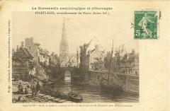 Harfleur Carte postale 10 - Harfleur