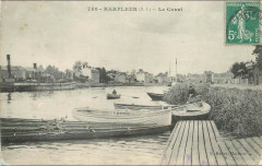 Harfleur Carte postale 25 - Harfleur