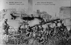 1918 chaussee bocquaine 5289 France