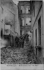 1918 pompiers aux six cadrans 5289 France
