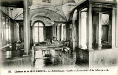 167, Chateau de la Malmaison, The Library (NBY 78) France