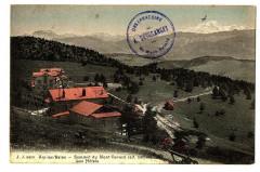 Savoie Aix-les-Bains Sommet du Mont-Revard Les Hôtels - Aix-les-Bains