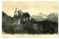 Haute-Savoie Lac d'Annecy Le Château de Menthon Saint-Bernard - Annecy