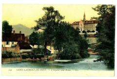 Isère Saint-Laurent-du-Pont L'Hôpital Saint-Bruno - Saint-Laurent-du-Pont