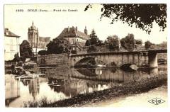 Jura Dole Pont du Canal - Dole