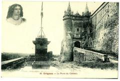 Drôme Grignan La Porte du Château - Grignan