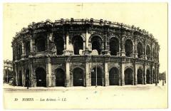 Gard Nimes Les Arènes - Nîmes
