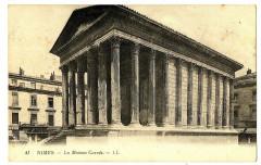 Gard Nîmes La Maison Carrée - Nîmes