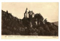 Haute-Savoie Le Château de Menthon Saint-Bernard - Menthon-Saint-Bernard