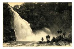 Doubs Frontière Franco-Suisse Le Saut du Doubs animé - Doubs