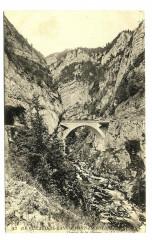 Isère Gorges de la Bourne de Villard de Lans à Pont en Royans - Pont-en-Royans
