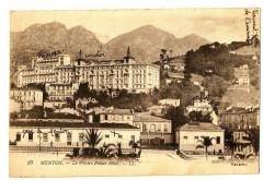 Alpes Maritimes Menton Le Winter Palace Hôtel - Menton