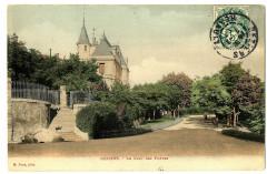 Herault Béziers Le Parc des poètes - Béziers