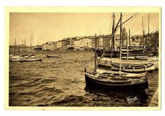 Var Saint-Tropez Le port et l' Eglise - Saint-Tropez