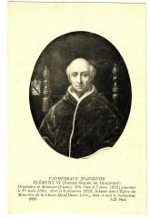 Vaucluse Avignon Cathédrale d'Avignon Clément Vi - Avignon