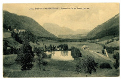 Savoie environs d'Albertville Couvent et Col de Tamié - Albertville