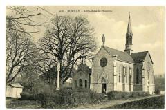 Haute-Savoie Rumilly Notre-Dame de l'Aumône - Rumilly