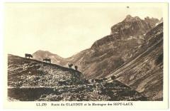 Isère Route du Glandon et la Montagne des Sept-Laux animation - Montagne