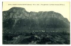 Savoie Saint-Jean d'Arvey Vue générale Mont-Penney - Saint-Jean-d'Arvey