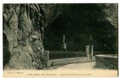 Alpes-Maritimes Saint-Auban Chapelle de la Clue sous la grotte - Saint-Auban