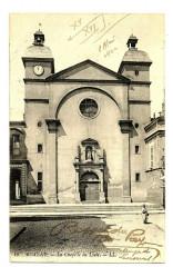 Loire Roanne La Chapelle du Lycée animé - Roanne