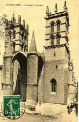 Herault Montpellier Cathédrale St-Pierre - Montpellier