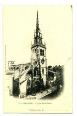 Rhône Villefranche-sur-Saône L'Eglise Notre-Dame - Villefranche-sur-Saône