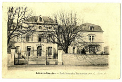 Jura Lons-le-Saunier Ecole Normale d'Institutrices - Lons-le-Saunier