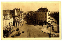 Territoire-de-Belfort Belfort Place corbis et Faubourg des Ancêtres - Belfort