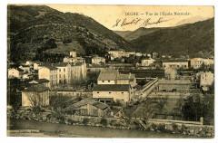 Alpes de Haute-Provence Digne-les-Bains Vue de l'Ecole Normale - Digne-les-Bains