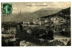Alpes de Haute-Provence Digne-les-Bains Nouvel Hôpital - Digne-les-Bains