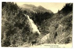 Haute-Savoie Thonon-les-Bains Vallée de la Dranse animé - Thonon-les-Bains