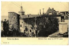 Haute-Savoie Evian-Les-Bains Ancienne Tour datant du XVème - Évian-les-Bains