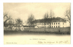 Haute-Savoie Rumilly Les Casernes - Rumilly