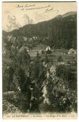 Hautes-Alpes La Grave Les Gorges de la Meije - La Grave