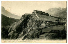 Hautes-Alpes Briançon Fort du Château Abattoir - Briançon