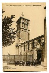 Drôme Valence La Cathédrale animé - Valence