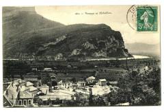 Isère Voreppe et l'Echaillon - Voreppe