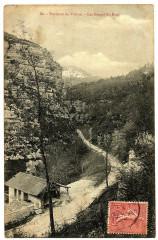 Isère environs de Voiron Les Gorges du Bret - Voiron