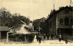 Isère Rives Papeteries du Bas-Rives animé - Rives