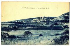 Alpes de Haute-Provence Banon Vue générale - Banon