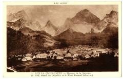 Drôme Lus La Croix-Haute Hameau de la Jarjatte - Lus-la-Croix-Haute