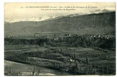 Savoie La Chavanne Planaise Mont Raillan et Montagnes de la Lauzière - Planaise
