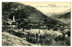 Alpes de Haute-Provence Jausiers Vue générale - Jausiers